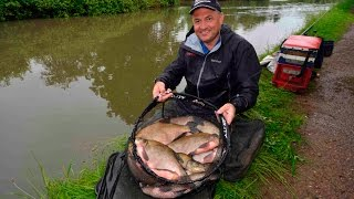 Canal Bream Fishing