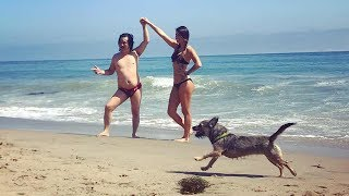 Sexy Beach Bodies Ft Bobby Lee TgrBly Vlog 029