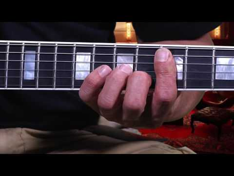Guitar Lessons with Tony Valley - Lesson #44