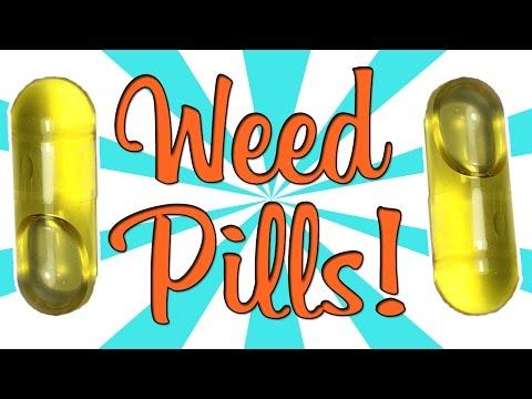 DO THC PILLS WORK?!?