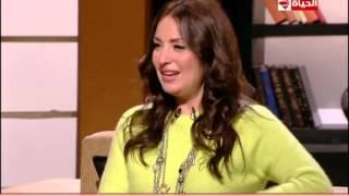 """نيرمين الفقي تكشف عن دورها في """" الحج متولي"""" الذي اعتذرت عنه"""