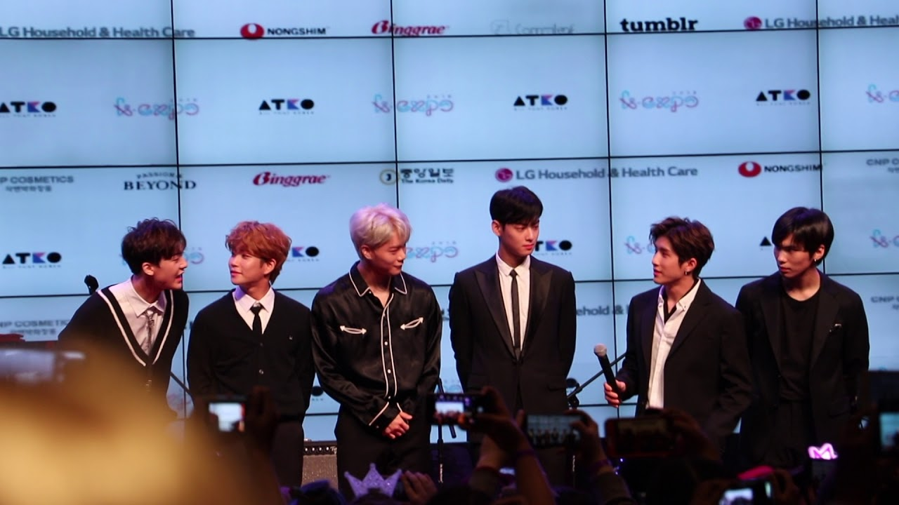 K-EXPO FAN MEETING (INFINITE L,ASTRO,A.C.E.,THE ROSE) IN NEW YORK 2018