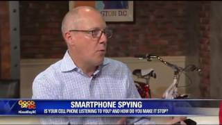 Is your cell phone listening to your private conversations ? How you can make it stop it. thumbnail
