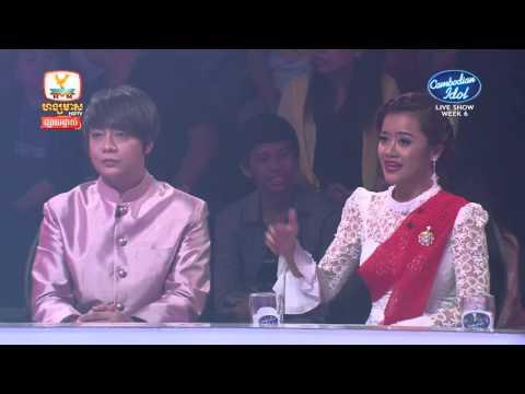 Cambodian Idol | Live show | Week 06 | អារម្មណ៍របស់បេក្ខជន នីមួយៗបន្ទាប់ពីបញ្ចេញសមត្ថភាព