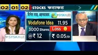Stocks fatafat 22/05/2019 view on Voda Idea,Axis Bank,Zee Ent,PC Jeweler,BEL