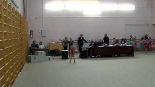 Художественная гимнастика, 2010 Калининград.avi