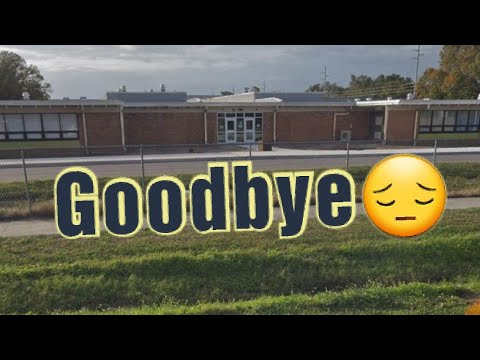 Good bye Pinellas Park Middle School