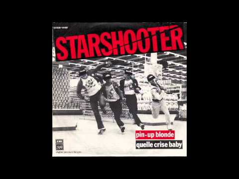 Starshooter -- Pin-Up Blonde