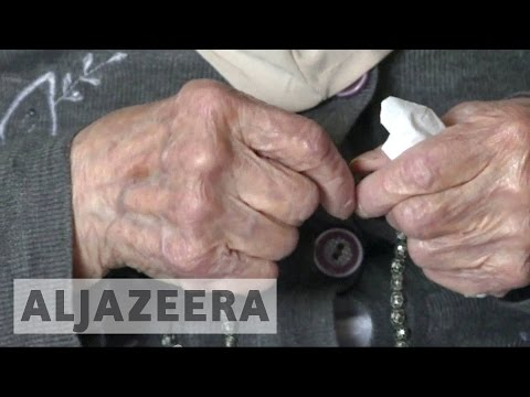 Syria: Elderly forced into solitude amid mass displacement