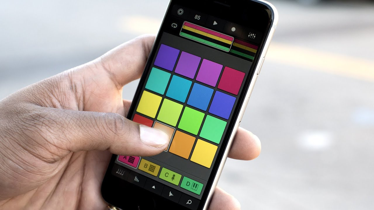 15 Mobile Beat Maker Apps for iPhone & Android | Beat Making Apps