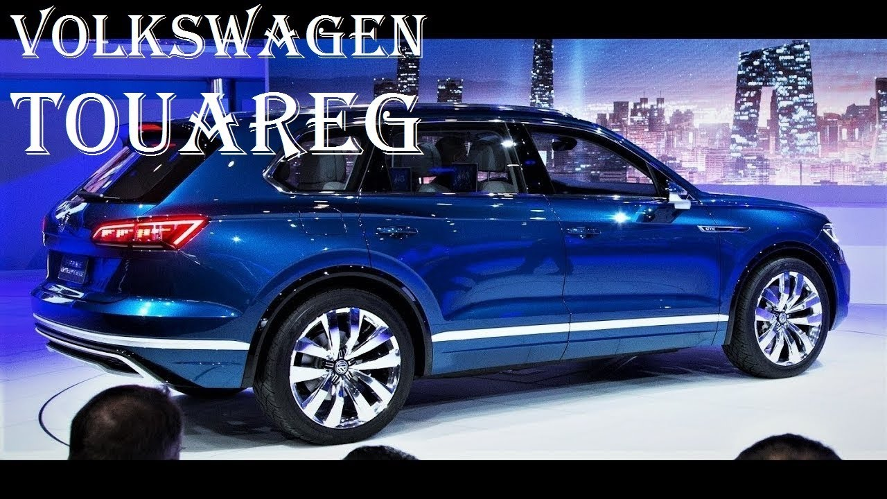 2017 Volkswagen Touareg V10 Tdi Review Interior Price Specs Reviews Auto Highlights