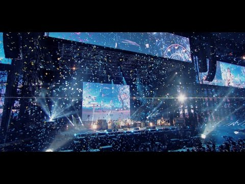 "BUMP OF CHICKEN「GO」LIVE MV from BD/DVD「STADIUM TOUR 2016 ""BFLY"" NISSAN STADIUM 2016/7/16, 17」"