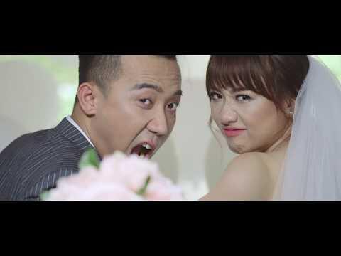 Trấn Thành + Hari Won Photoshoot BTS