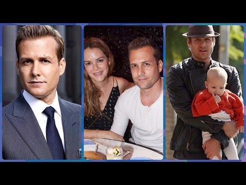 Gabriel Macht Harvey Specter in Suits Rare Photos  Family  Friends  Lifestyle