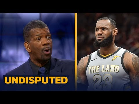 Rob Parker says LeBron's new-look Cavs are 'championship frauds', can't beat Warriors | UNDISPUTED