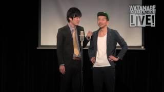 笑撃戦隊 M-1グランプリ2017敗者復活戦 漫才「取り調べ風ヒーローインタビュー」