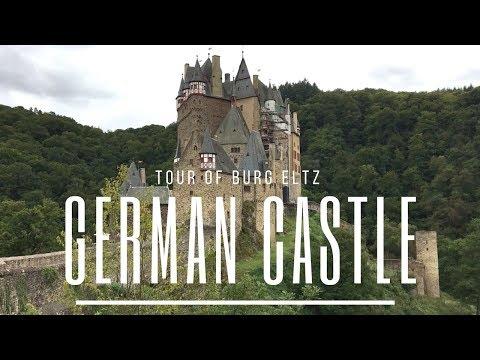 TRAVEL VLOG GERMANY 2 | EXPLORING A GERMAN CASTLE | BURG ELTZ TOUR