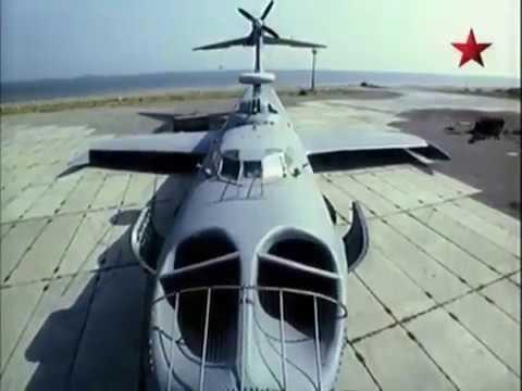 Alexeyev A-90 ekranoplano Orlyonok