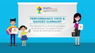 Performance View & Badges summary