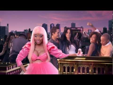 Nicki Minaj Pink Friday Fragrance Commercial (Internet Edição)