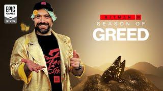 HITMAN 3: Season of Greed