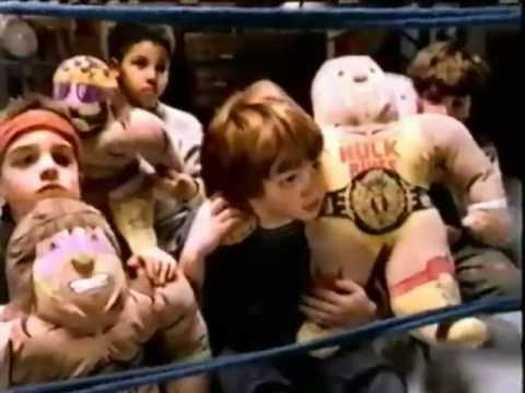 WWF Wrestling Buddies Commercial