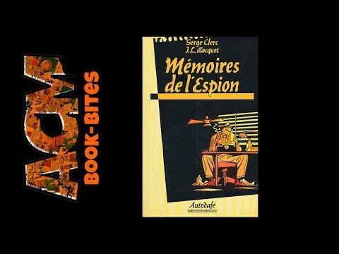 Serge Clerc French NOIR Comic artist
