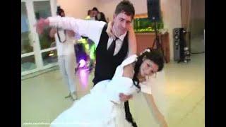 Свадебный танец, Лена и Игорь, первый танец молодых, уроки и обучение танцам в паре