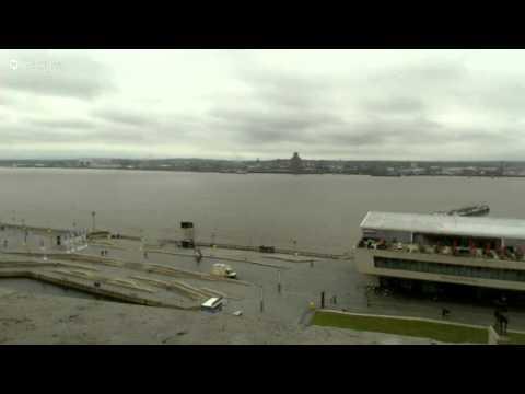 River Mersey test