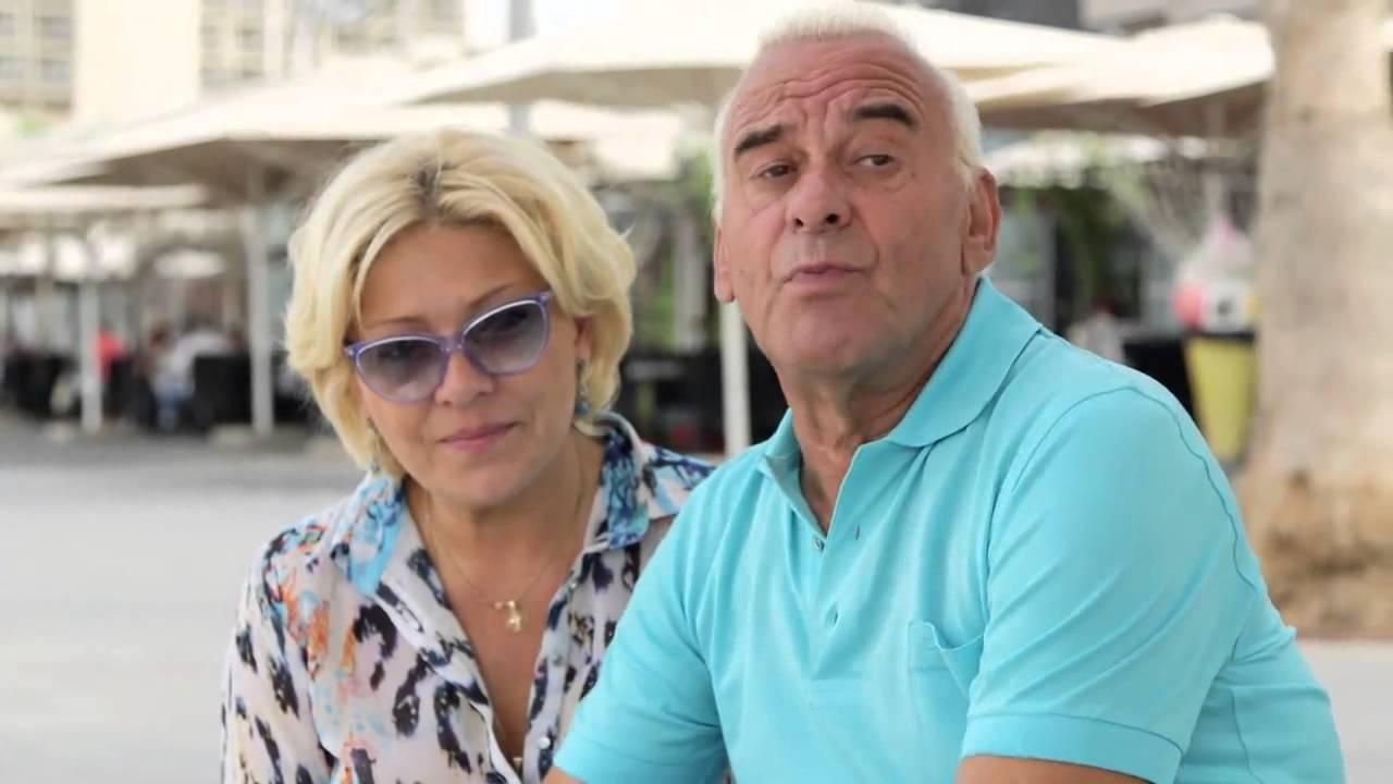 The Perfect Vacation - Michel Fugain et Yoni Garcin a tel Aviv - YouTube