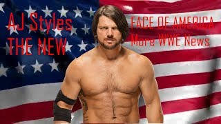 aj styles wins us title at live event at madison square garden breaking wwe news