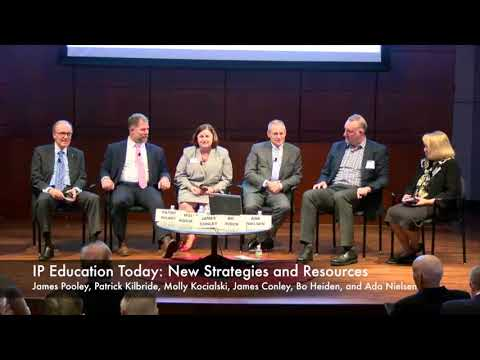 [IPAS 2017] IP Education Today: New Strategies and Resources
