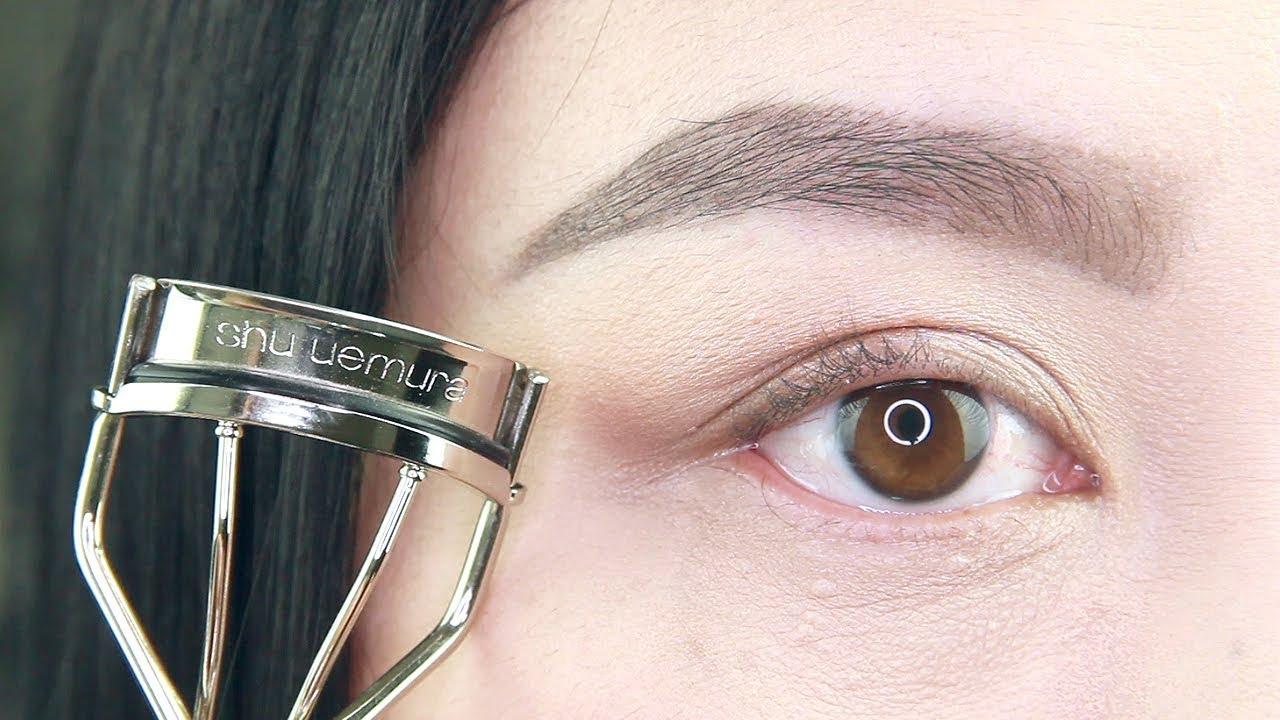 Shu Uemura Eyelash Curler Review Youtube