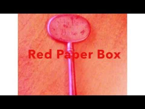 Red Paper Box (Original, Lyrics)