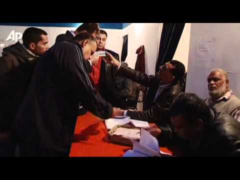 Polls Close In Egyptian Election