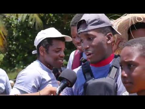 Course de pirogue 2015 Mayotte