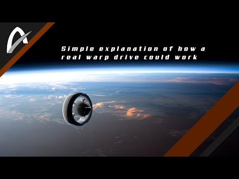 Thumbnail: An explanation of the Alcubierre-White Warp Drive | AsteronX