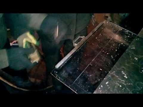 Как разрезать жаропрочное стекло в домашних условиях