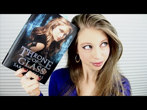 THRONE OF GLASS BY SARAH J MAAS | booktalk with XTINEMAY