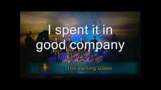 HIGH KINGS - Parting Glass w Lyrics