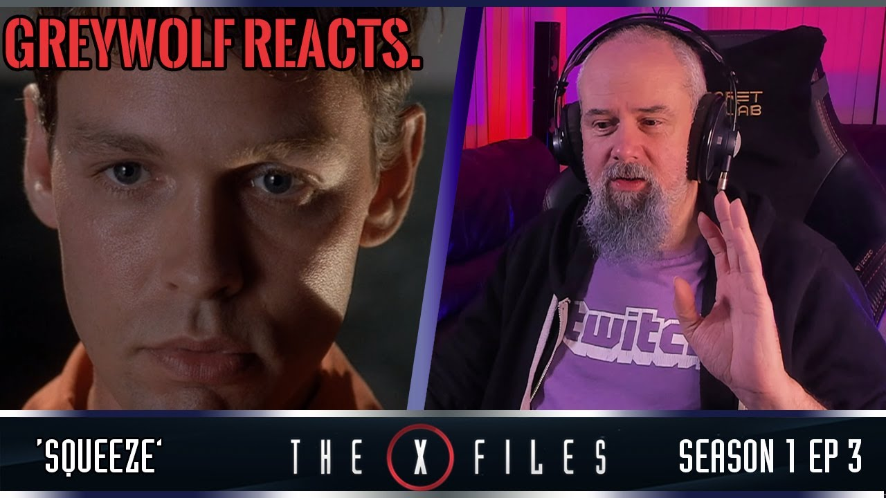 Download The X Files -  Episode 1x3 'Squeeze' | REACTION & REVIEW