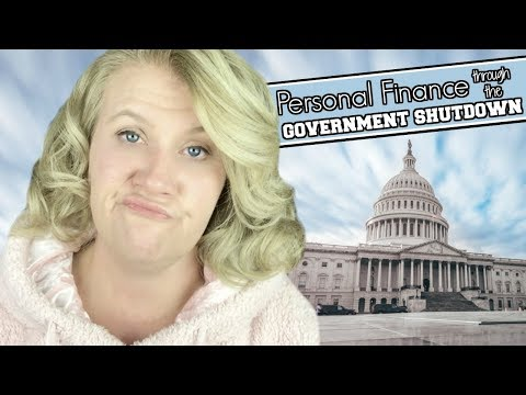 Personal Finance: Government Shutdown & MAJOR Budget Changes Coming