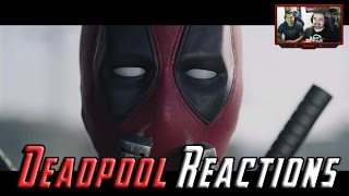 AngryJoe Deadpool Trailer Reaction & Impressions!