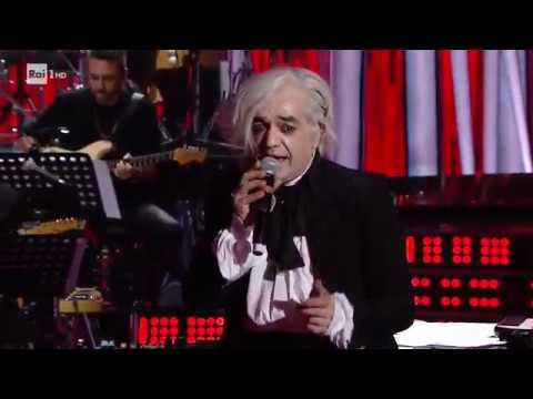 Morgan omaggia De André cantando 'Un Giudice' - Una Storia da Cantare 16/11/2019