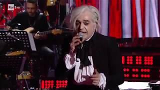 "Morgan omaggia De André cantando ""Un Giudice"" - Una Storia da Cantare 16/11/2019"