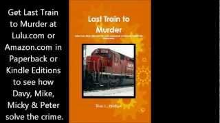 Last Train to Murder Promo Video 2