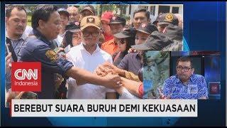 KSPI Klaim 15 Juta Buruh ke Prabowo, KRPI: Tak Realistis