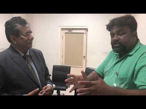 DEBASHIS BIR, RELIANCE NAVAL CEO SPEAKS TO #DLG