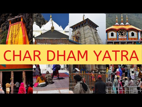 CHAR DHAM YATRA 2019 Full Program - Day By Day Details - Information & Guide
