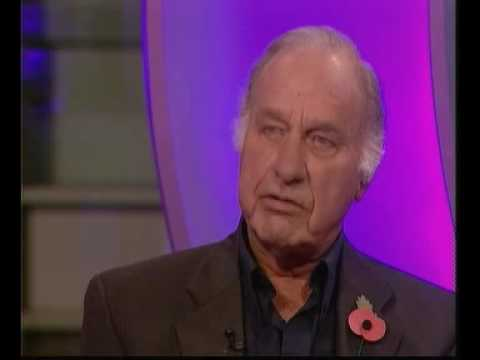 Geoffrey Palmer on the BBC1 One Show from Tuesday 27th Oct